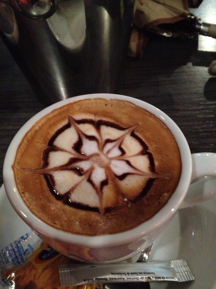 Esto si que es un café........  :-)